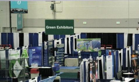 Green Exhibitors 2