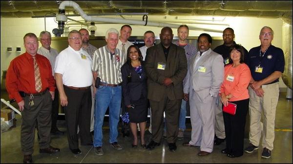 Representatives from three Kentucky correctional facilities.