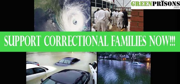 Hurricane Relief Correctional Families Banner 2